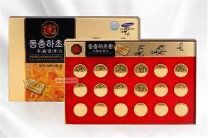 Cảc sản phẩm từ Đông trùng hạ thảo Hàn Quốc đang được ưa chuộng trên thị trường hiện nay