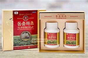 Viên Đông trùng hạ thảo Hàn Quốc và công dụng tuyệt vời đối với sức khỏe!