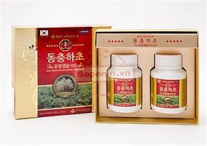 Công dụng của viên đông trùng hạ thảo đối với phổi và hệ hô hấp