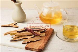 Hướng dẫn cách nấu nước Nấm linh chi đỏ khô uống cho cả gia đình