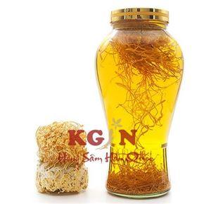 Món ăn hấp dẫn từ Nấm Đông trùng hạ thảo Hàn Quốc