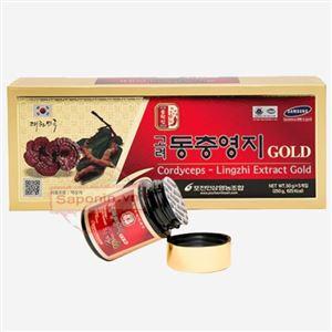 Cao Đông trùng hạ thảo Linh chi Gold Hàn Quốc