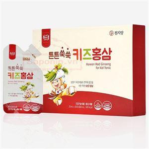 Hồng sâm cho trẻ em Hàn Quốc