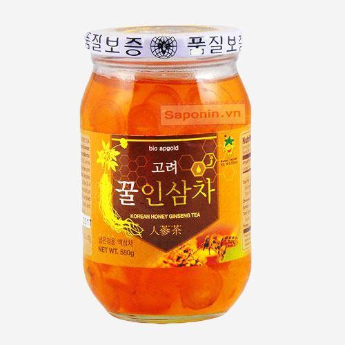 Hũ nhân sâm tươi ngâm mật ong Hàn Quốc