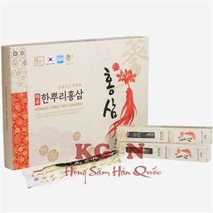 Hồng sâm tẩm mật ong Hàn Quốc nguyên củ