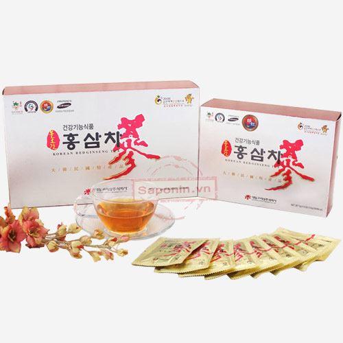 Trà Hồng sâm Hàn Quốc  - Korean Red Ginseng Tea