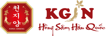Hồng sâm Hàn Quốc K-GIN